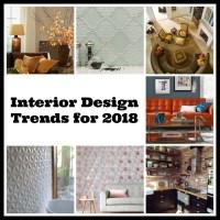 Interior Design Trends for 2018   Tradesmen.ie ...