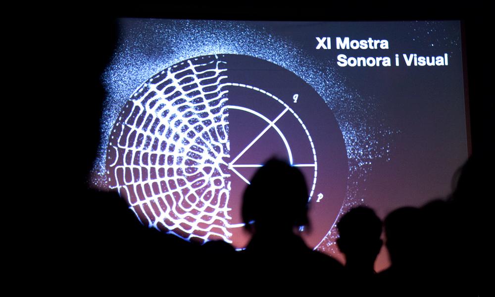 Mostra Sonora i Visual, Convent de Sant Agustí. Fotografia: Cristina Claramunt