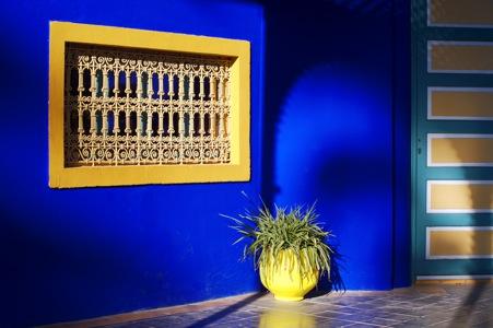Majorelle-Gardens-Majorelle-Blue