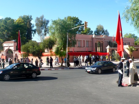 Ouarzazate-Day-Of King-Mohammed-VI-Arrival