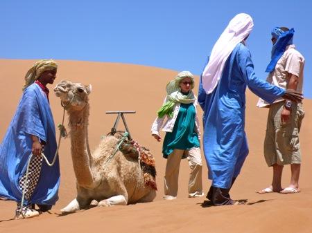 Dunes-of-Tinfo-Camel-Sahara-Experience