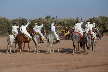Meknes-Fantasia-Mousseum