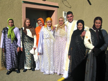 Berber-Family- Berber-Tours- Ait-Ouzzine
