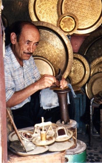 Fes-Metalsmith