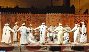 Ouarzazate Festival Hadous Musicians