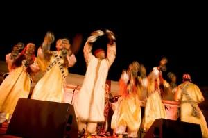 Gnaoua Festival, Essaouira Place du marché aux Grains