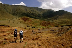 High Atlas Hiking, Toubkal