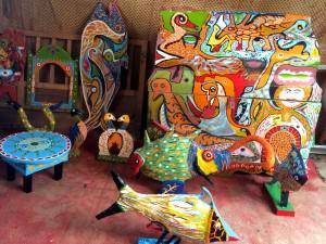 Joutiya Market Art, Essaouira