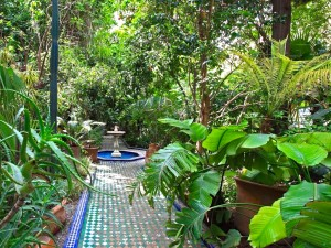 Riad Enija Courtyard Garden, Marrakech