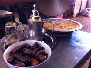 Sidi Mokhtar, Souk, Breakfast - Photo by Lynn Sheppard