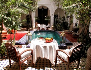 Boutique Riad, Marrakech