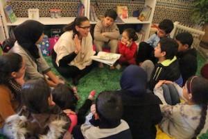Children's Library, Fez Medina