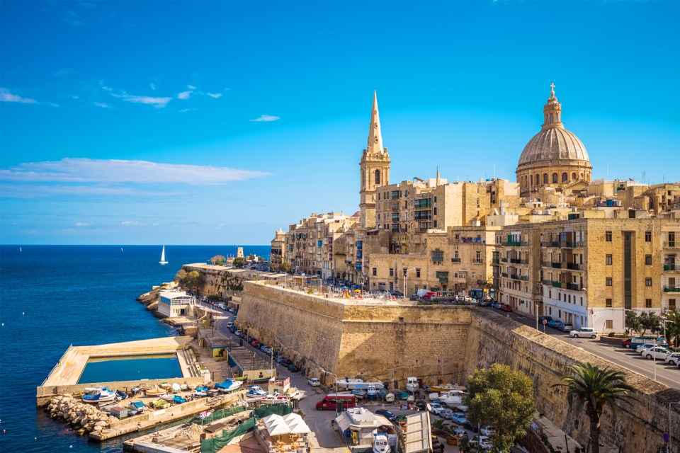 Perfect 4 Nights in Malta Without a Car