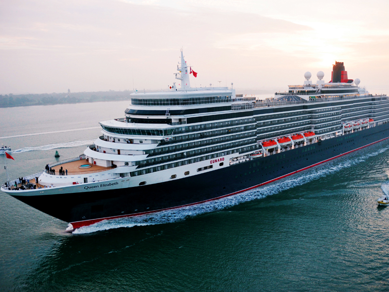 Staycation cruises in 2021 - Cunard