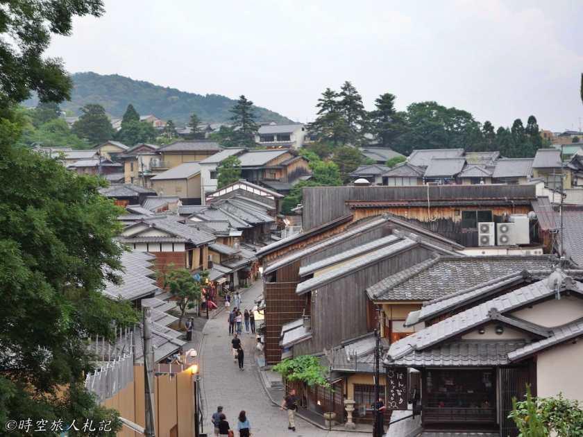 東山參道 京都散步道