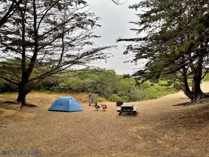 Bodega dunes campground 露營