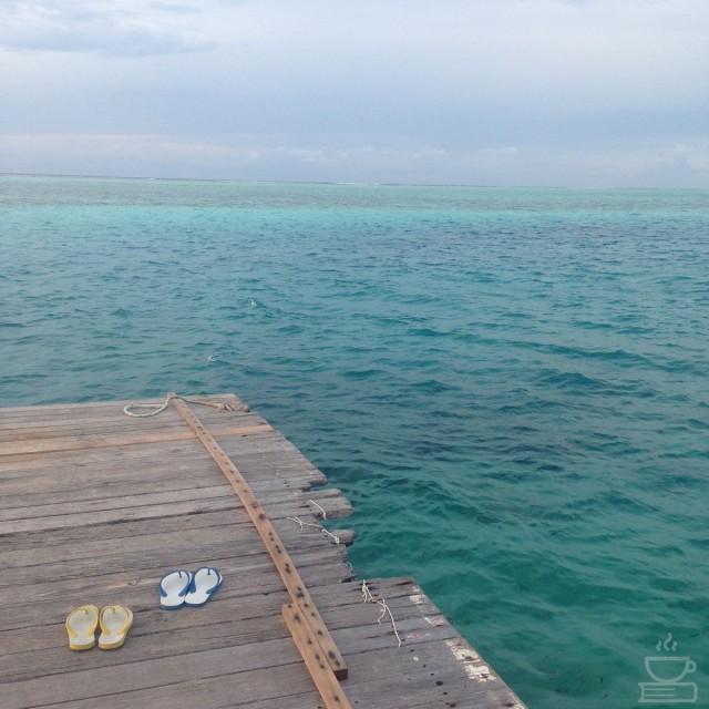 iya, bisa kok jalan-jalan murah ke maladewa :)