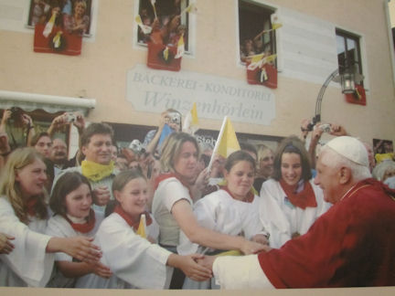 A Pope Returns to His Birthplace - Benedict XVI in Marktl