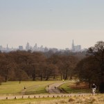 The City from Richmond Park