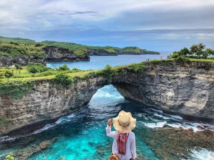 اقتراح برنامج سياحى للسياحة الطبيعية