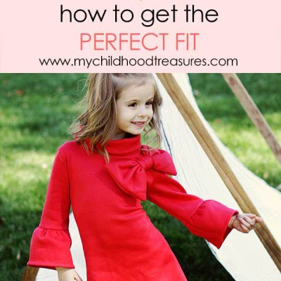 sizing the Elke Dress