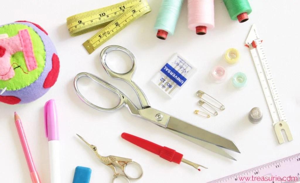 Sewing Kit Supplies