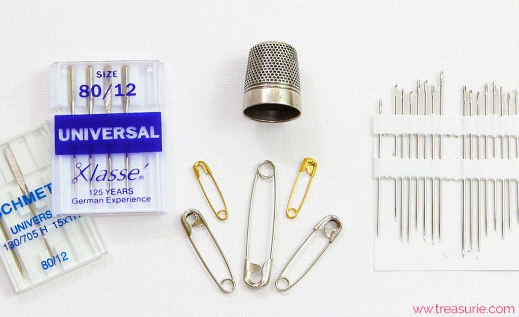 sewing tools needles