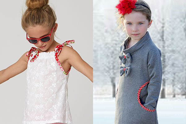 girls clothes patterns