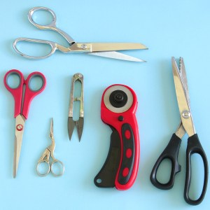 cutting tools for sewing