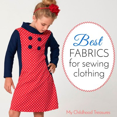 Fabrics for Sewing Clothing: Best Fabrics Explained
