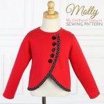 girls jacket sewing pattern