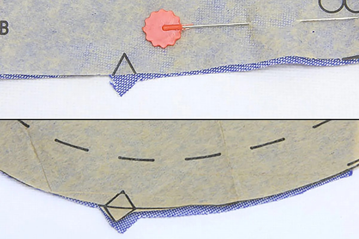 How to Cut Notches in Fabric - How to read Sewing Patterns