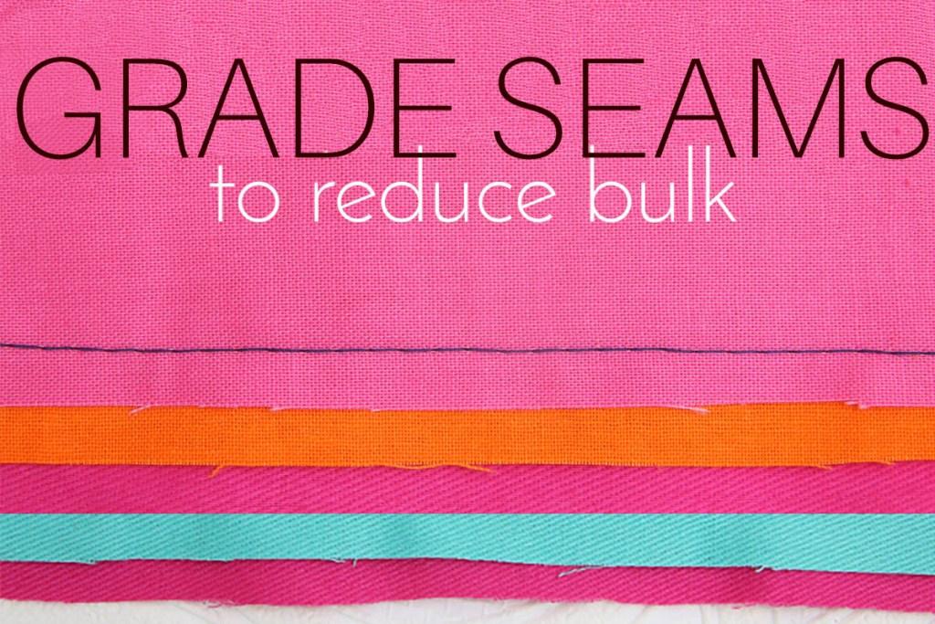 sewing bulky seams