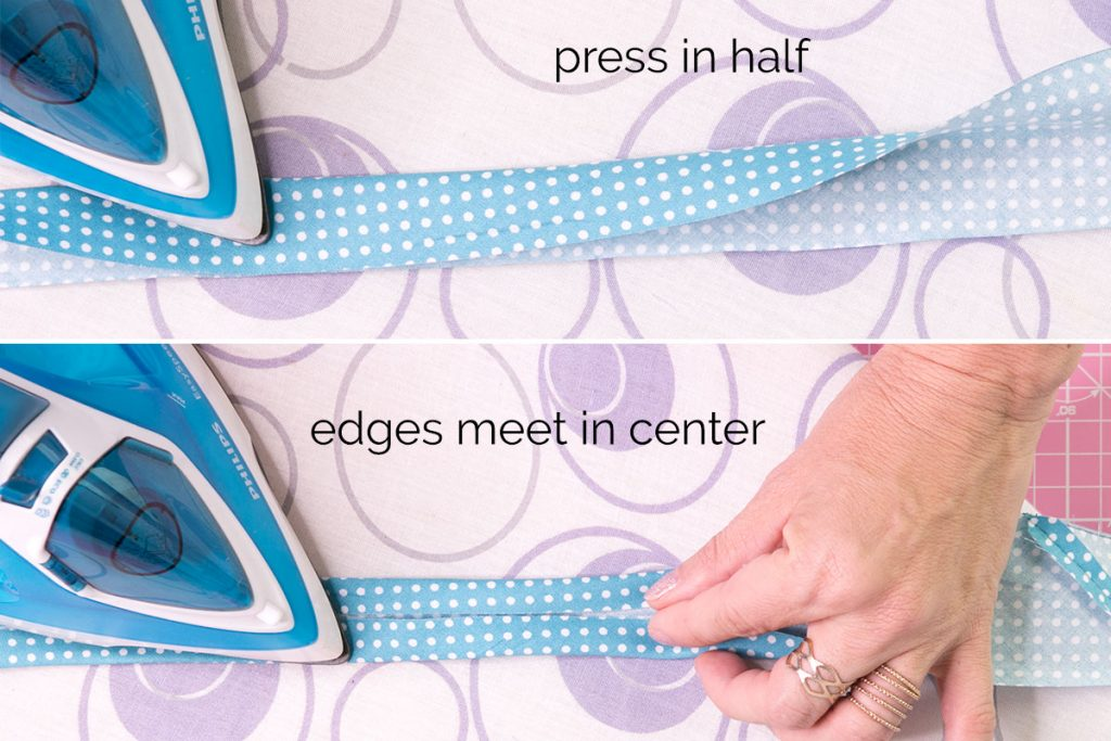 How to Make Bias Tape with No Tools