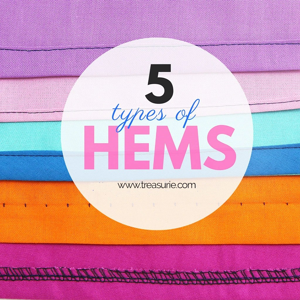 Learning to Sew Hems