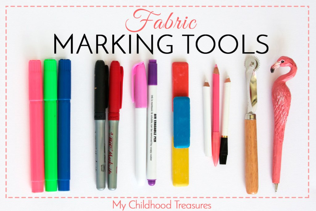Fabric Marking Tools - 6 Best Tools for Marking Fabric ...
