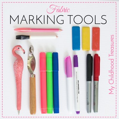 Fabric Marking Tools – 6 Best Tools for Marking Fabric