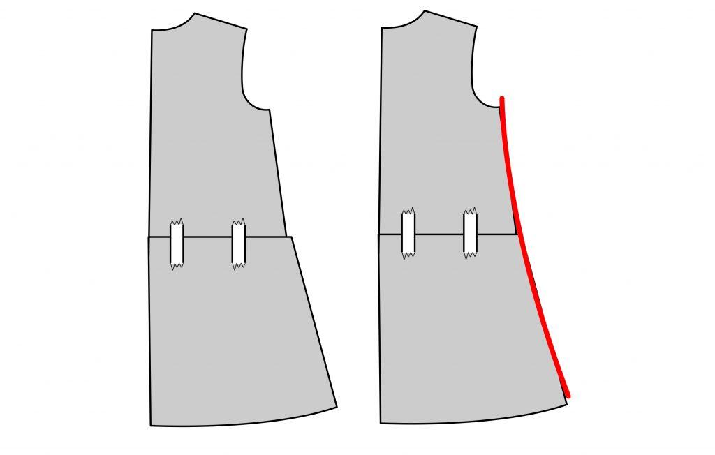 How to Shorten a Pattern