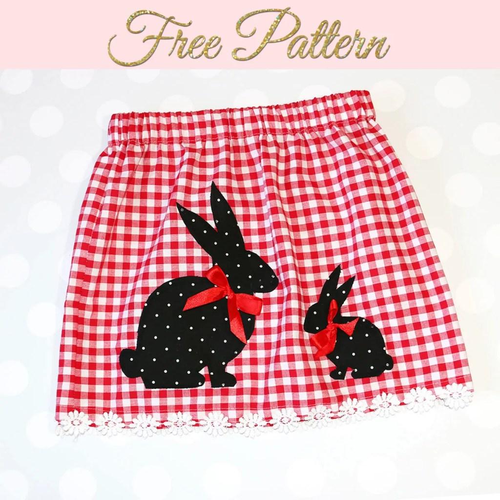 skirt pattern free