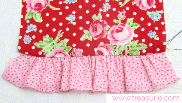 Types of Ruffles - Simple Gathering
