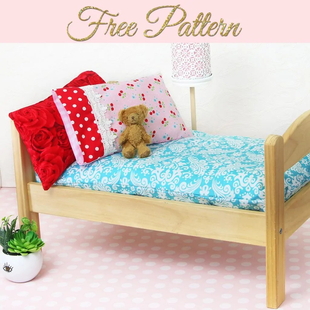 doll mattress pattern, how to make a doll mattress