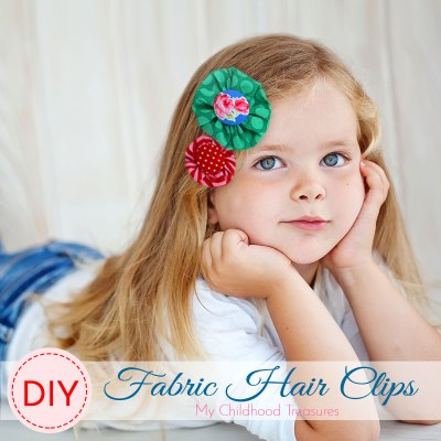 DIY Hair Accessories – Easy Hair Clips to Make in Under 10 Minutes