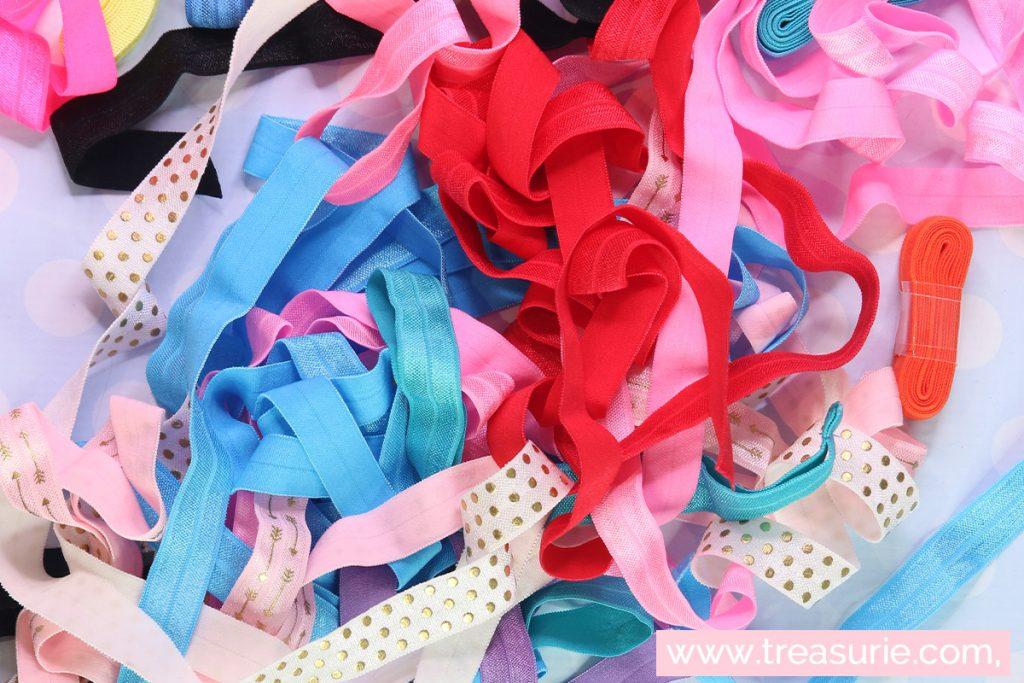 fold over elastic