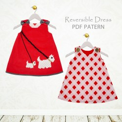 baby sewing pattern