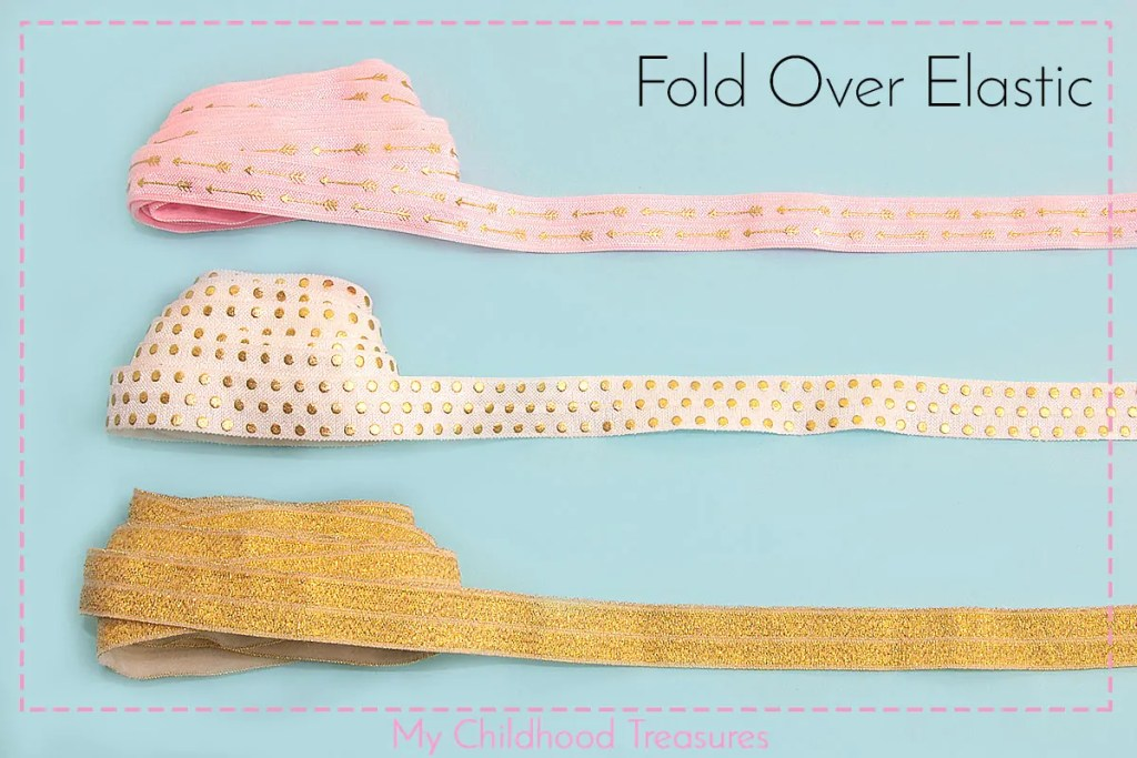 types-of-elastic-fold-over