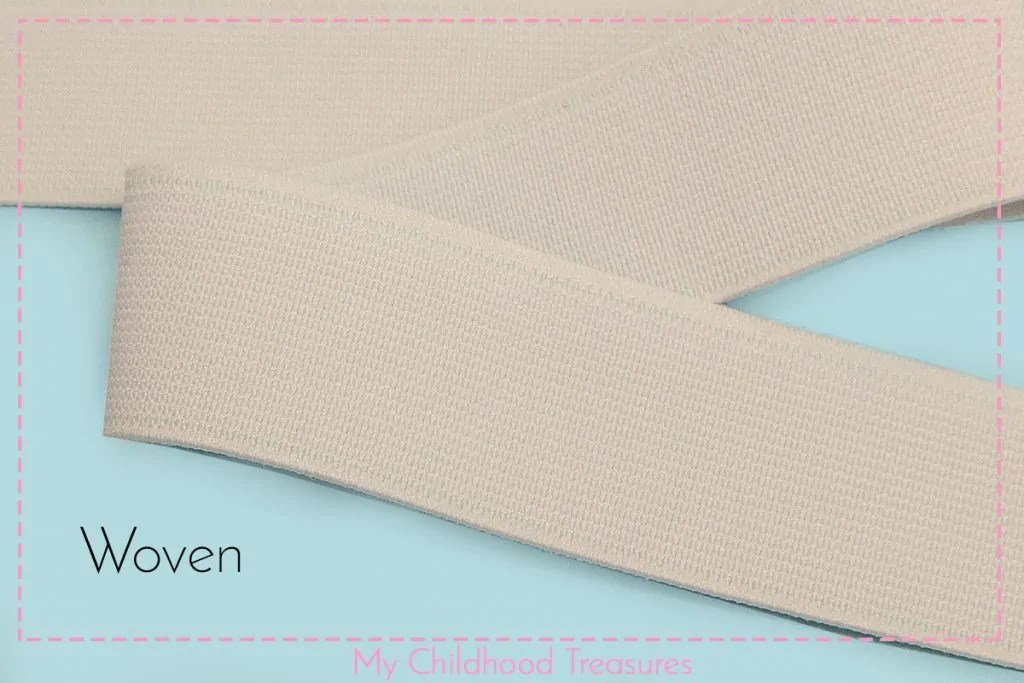 types-of-elastic-woven
