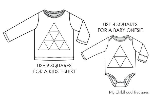 DIY Christmas Shirt Placement Ideas