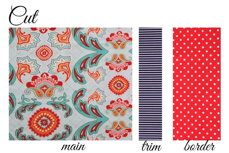 how to make fabric sizing