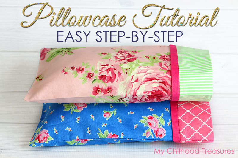 how to make a pillowcase