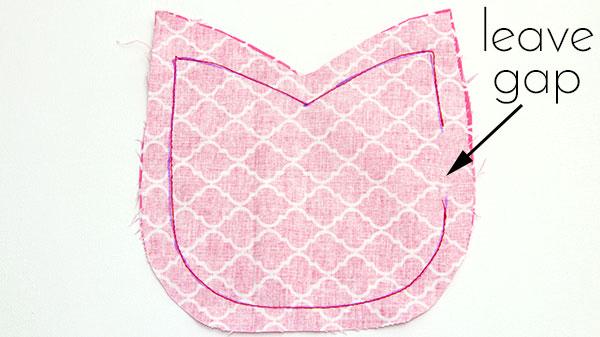 How to Sew a Pocket Seam